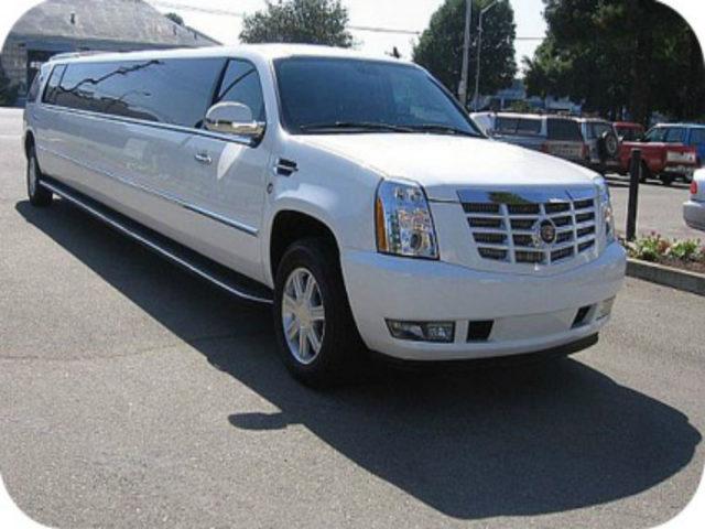 20 Passenger SUV Limo / Cadillac Escalade
