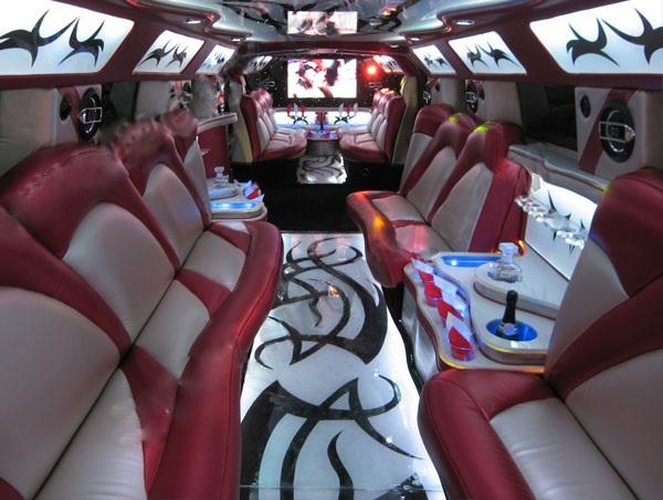 20 Passenger SUV Limo / H2 Hummer