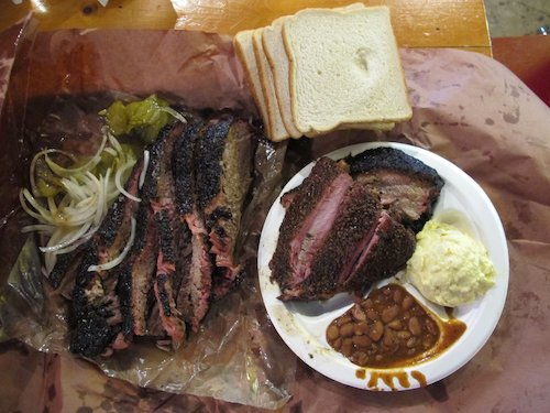 Franklin's Barbecue