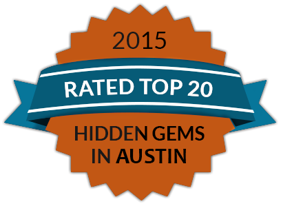 Austin Hidden Gems Award