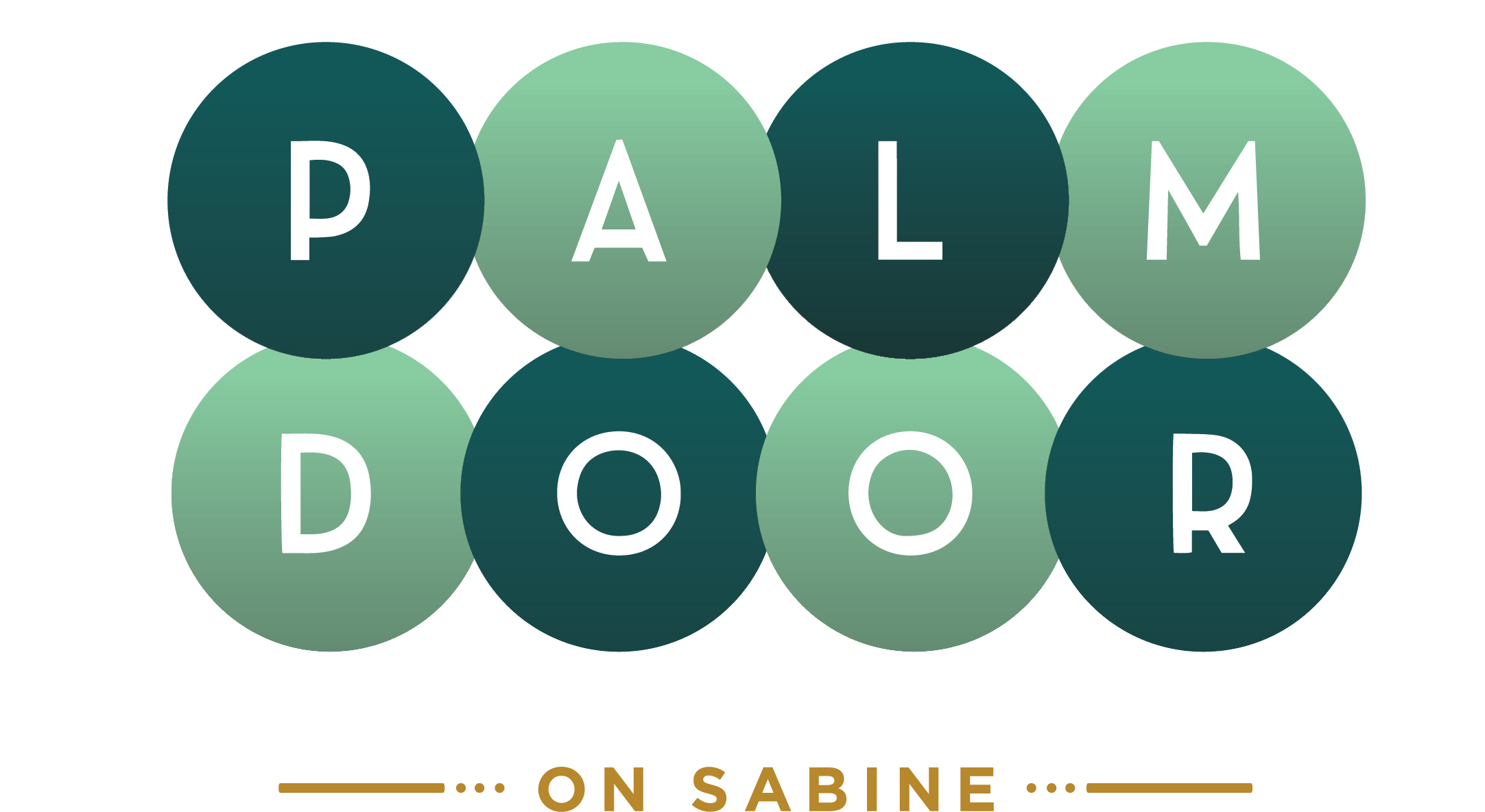 Palm Door on Sabine