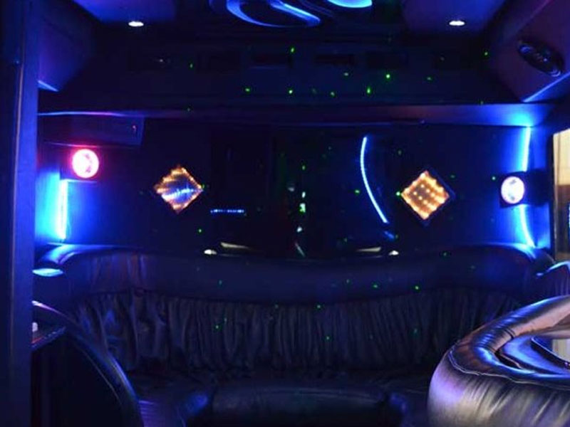 18 20 Passenger Party Bus